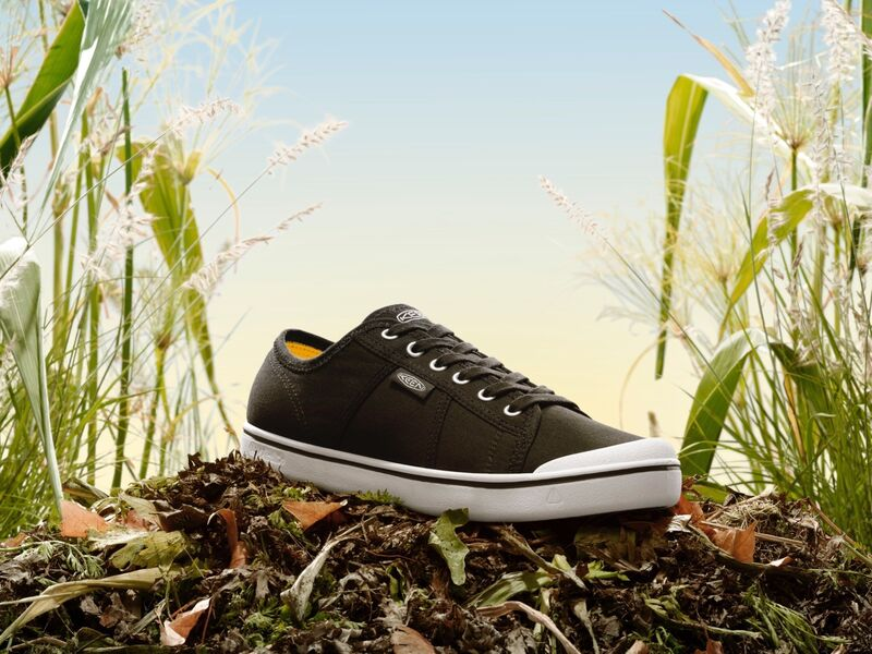 Agricultural Waste Sneakers : field to foot sneaker
